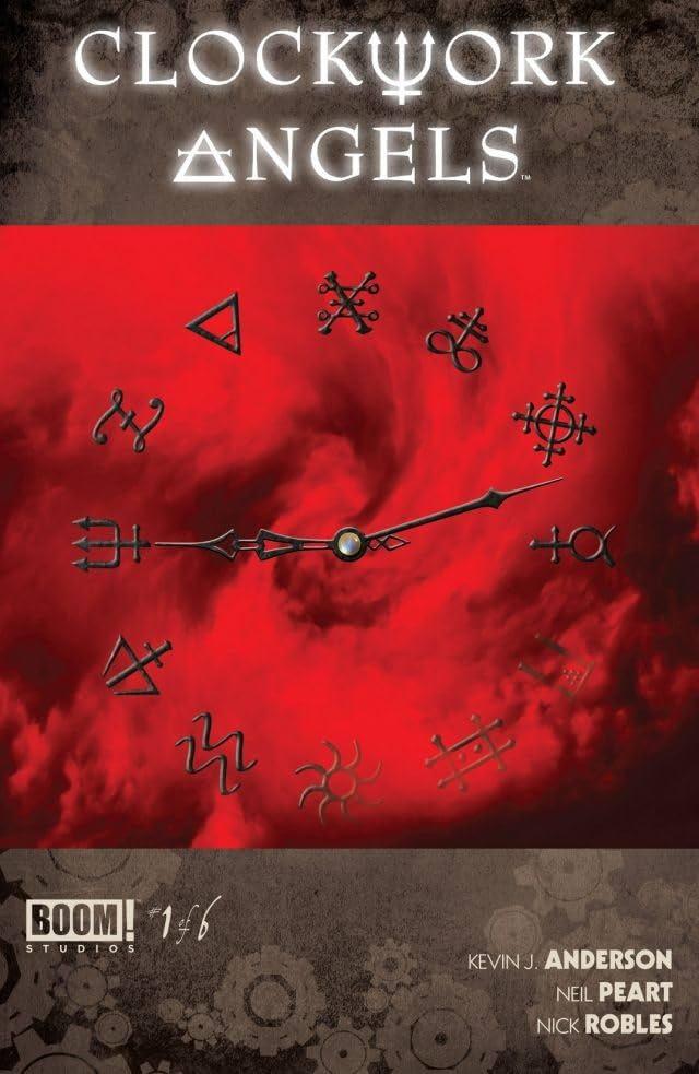 Clockwork Angels #1