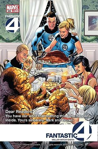 Fantastic Four (1998-2012) #564