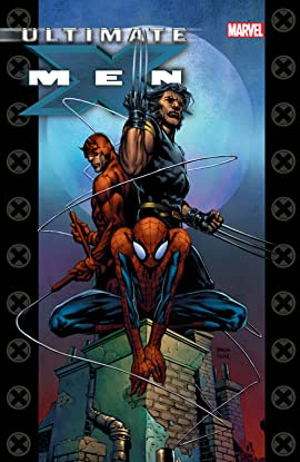 Ultimate X-Men Vol. 4 Collection