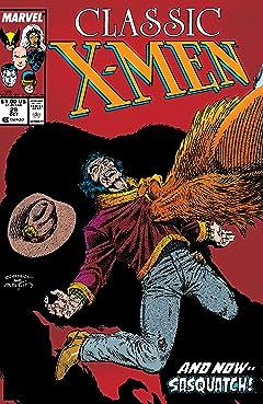 Classic X-Men (1986-1990) No.26