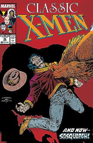 Classic X-Men (1986-1990) #26