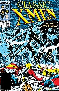 Classic X-Men (1986-1990) No.27
