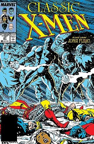 Classic X-Men (1986-1990) #27