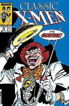Classic X-Men (1986-1990) No.29