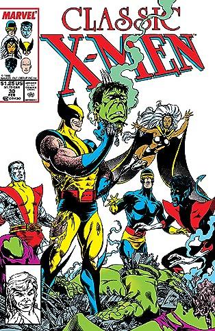 Classic X-Men (1986-1990) #30