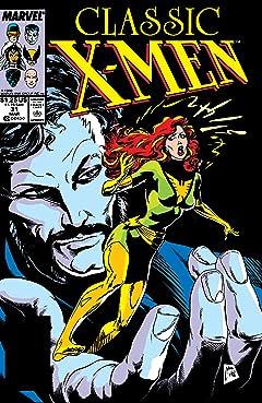 Classic X-Men (1986-1990) No.31