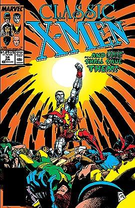Classic X-Men (1986-1990) No.34