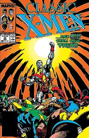 Classic X-Men (1986-1990) #34