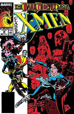 Classic X-Men (1986-1990) No.35