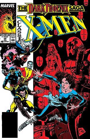 Classic X-Men (1986-1990) #35