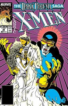 Classic X-Men (1986-1990) No.38