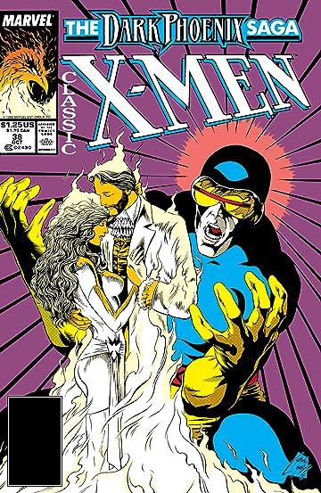 Classic X-Men (1986-1990) #38