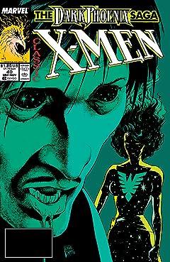 Classic X-Men (1986-1990) No.40