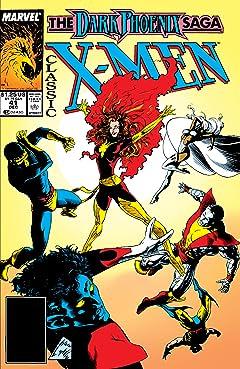 Classic X-Men (1986-1990) No.41