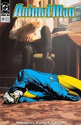 Animal Man (1988-1995) #26