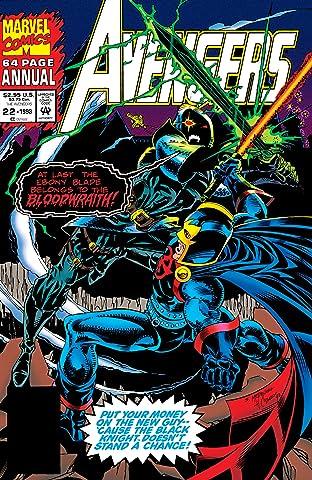 Avengers (1963-1996) Annual No.22
