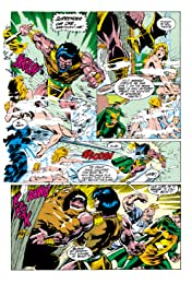Avengers (1963-1996) Annual #22