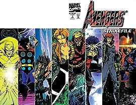 Avengers: Strikefile (1994) No.1