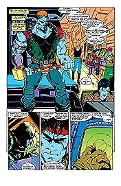Avengers: Strikefile (1994) #1