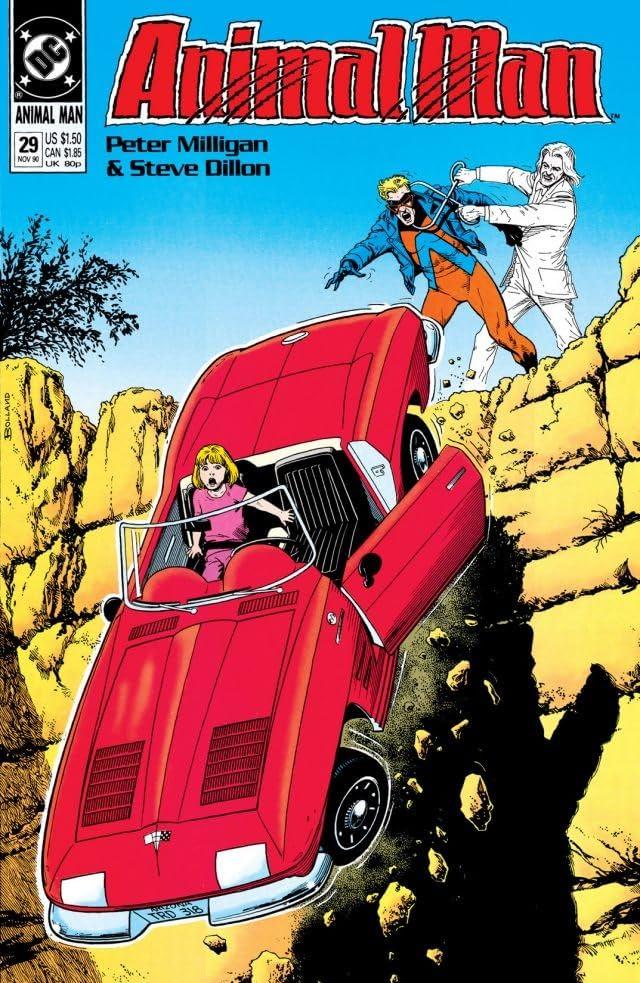 Animal Man (1988-1995) #29