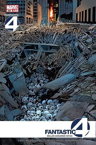 Fantastic Four (1998-2012) #568