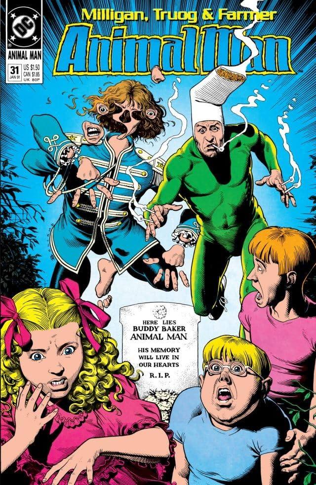 Animal Man (1988-1995) #31