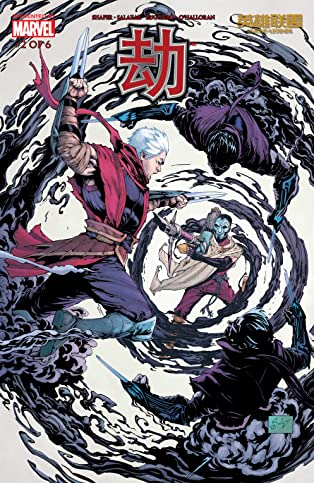 League Of Legends: Zed (Simplified Chinese) #2 (of 6)