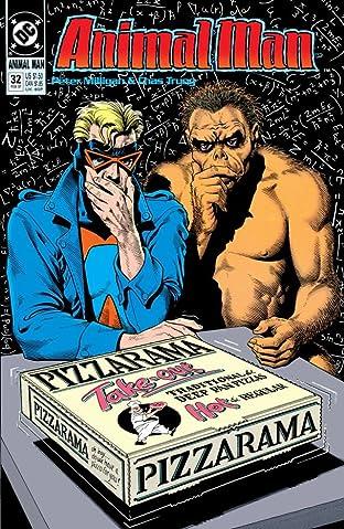 Animal Man (1988-1995) #32