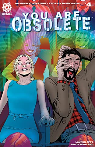 You Are Obsolete #4