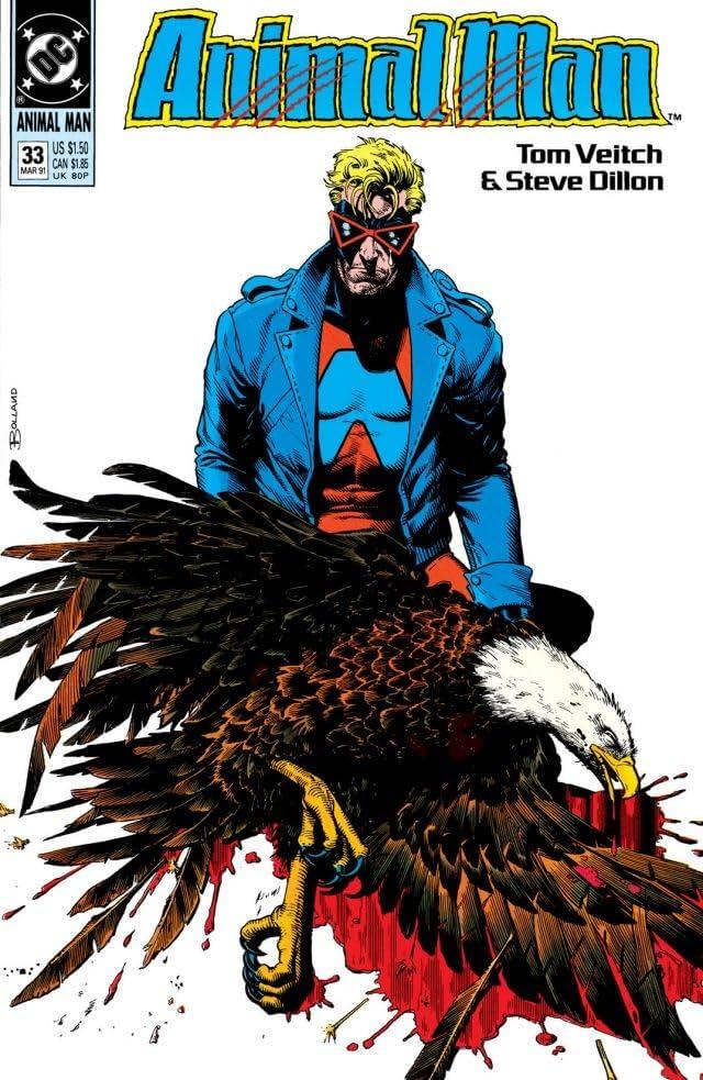 Animal Man (1988-1995) #33