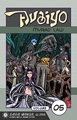 Avaiyo: Myriad Law Tome 5