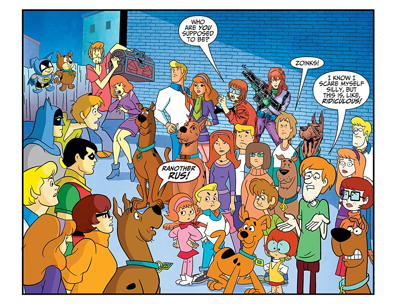 Scooby-Doo Team-Up (2013-) #100