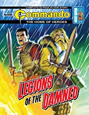 Commando #5283: Legions Of The Damned