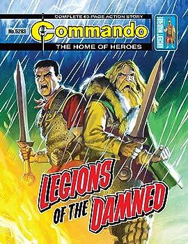 Commando #5283: Legions Of The Damned