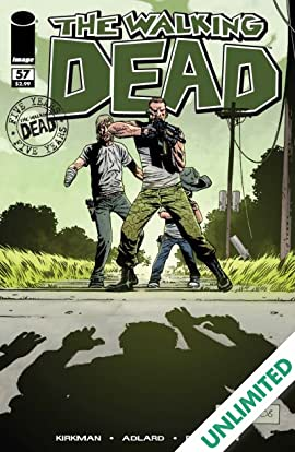 The Walking Dead #57