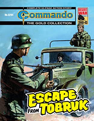 Commando #5284: Escape From Tobruk