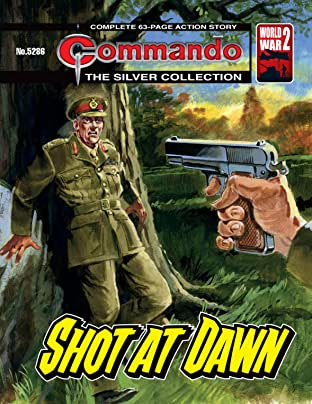 Commando #5286: Shot At Dawn