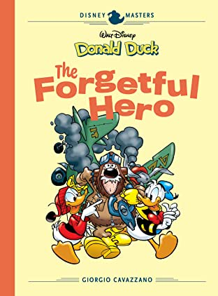 Disney Masters Tome 12: Donald Duck: The Forgetful Hero