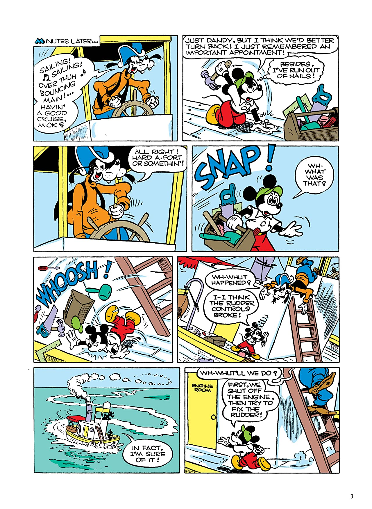 Disney Masters Vol. 13: Mickey Mouse: The Sunken City