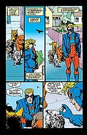Animal Man (1988-1995) #35