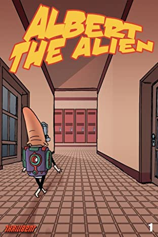 Albert the Alien #1