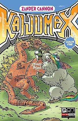Kaijumax: Season Five #2