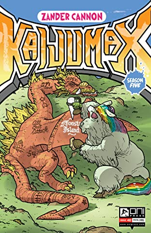 Kaijumax: Season Five #2