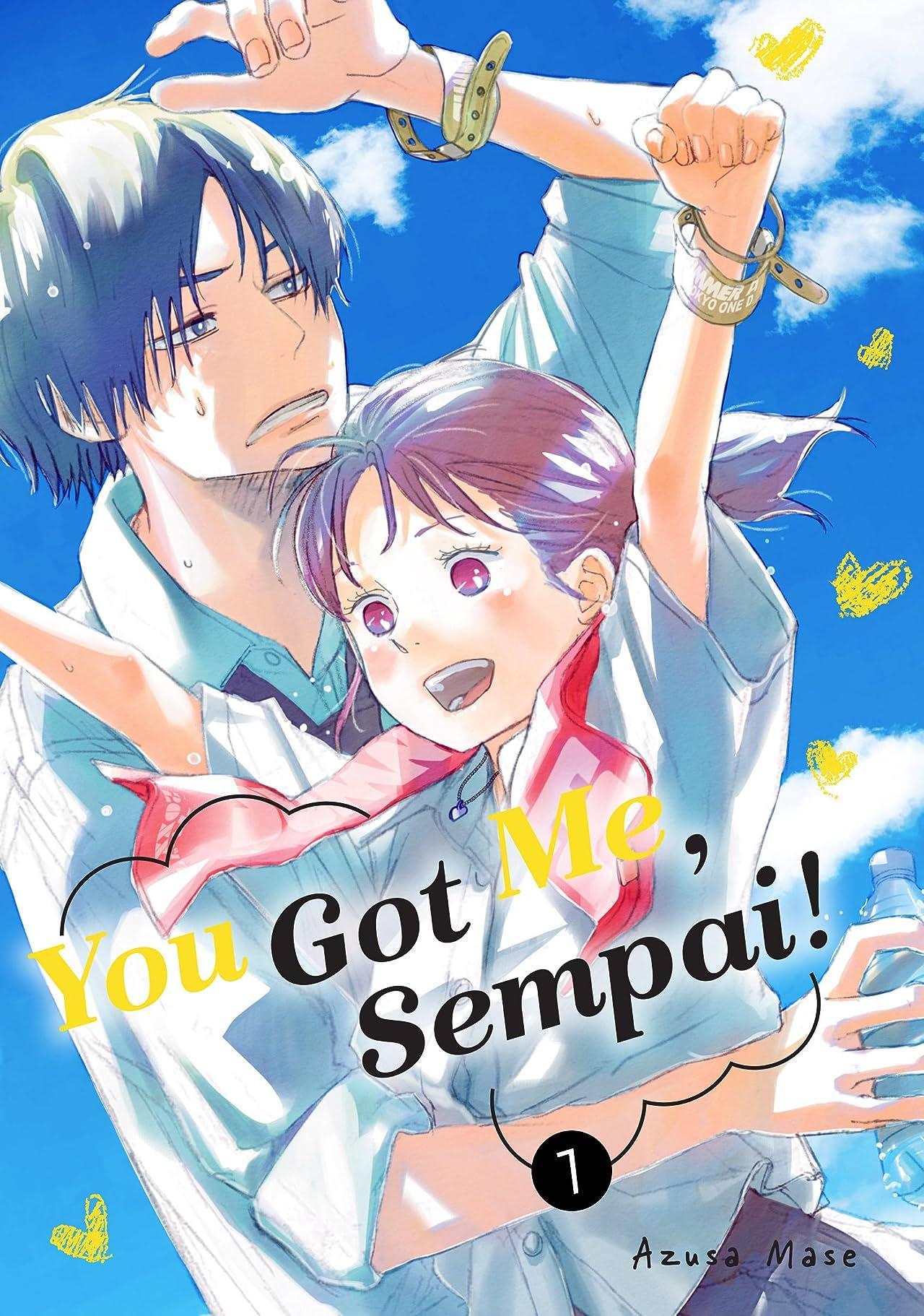 You Got Me, Sempai! Vol. 7