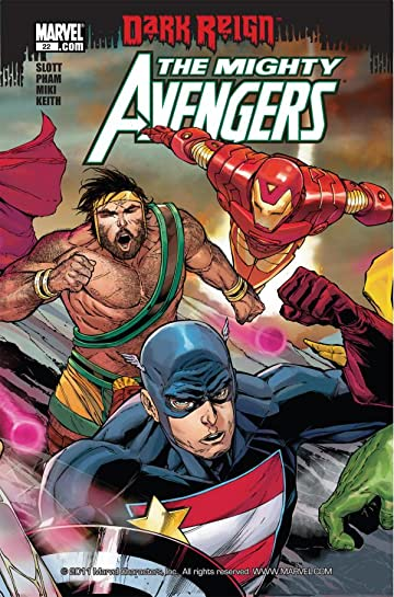Mighty Avengers (2007-2010) #22