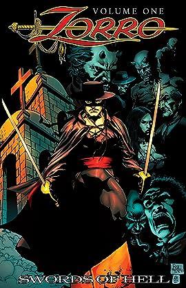 Zorro Swords of Hell Vol. 1