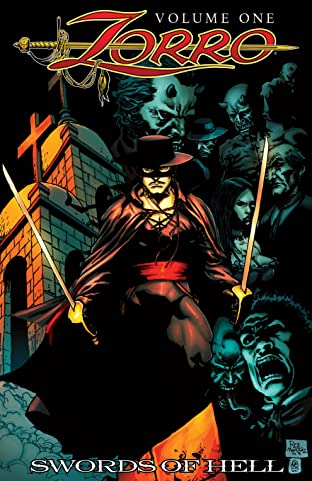 Zorro Swords of Hell Vol. 1