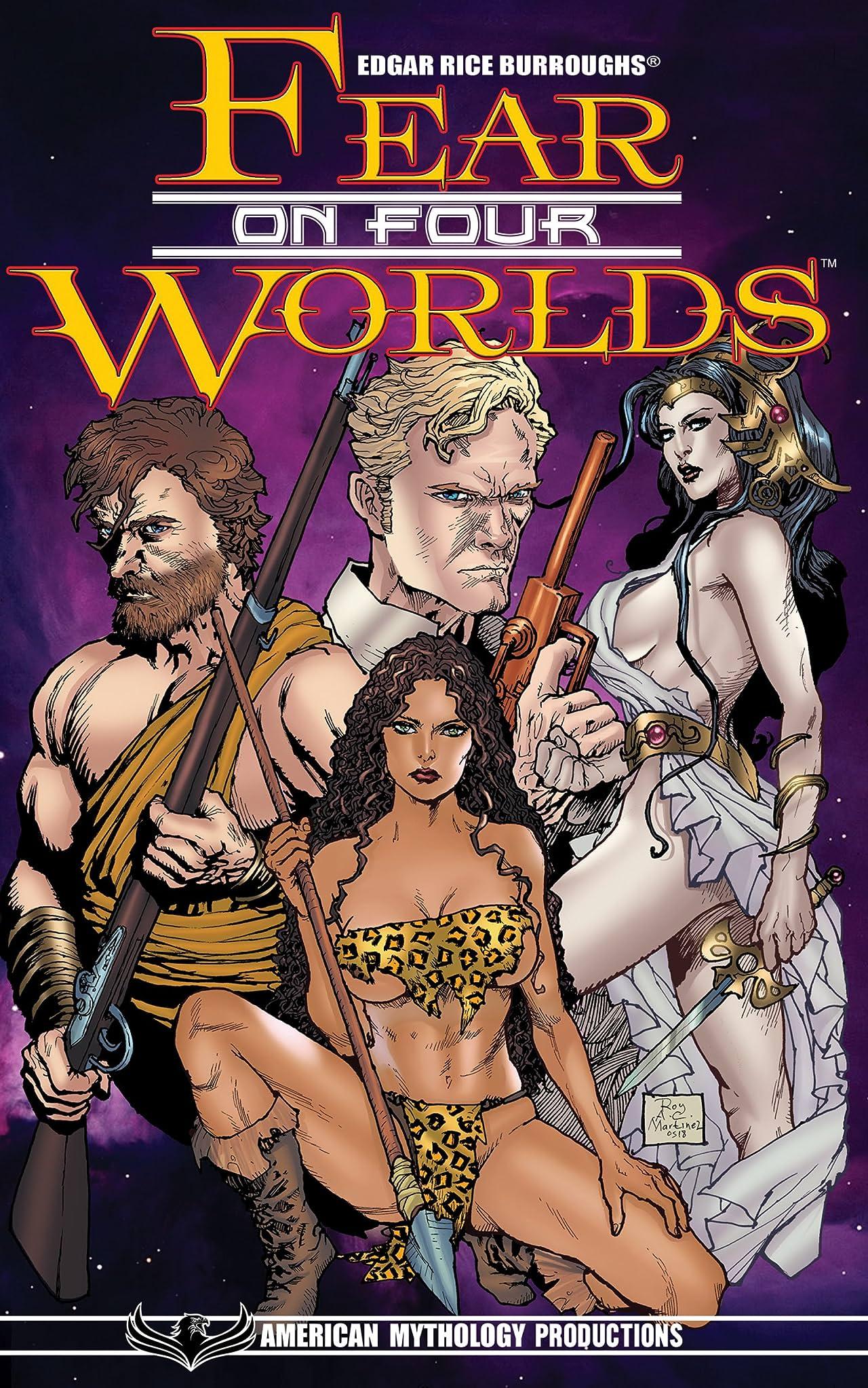ERB Fear on Four Worlds Vol. 1