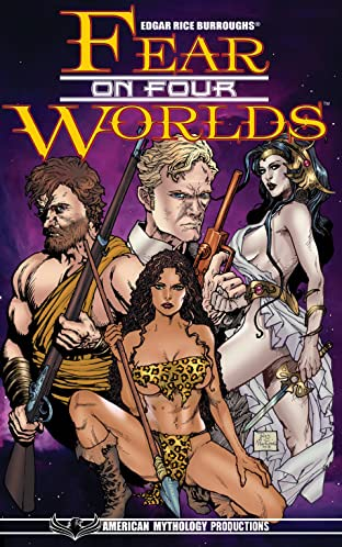 ERB Fear on Four Worlds Vol. 1