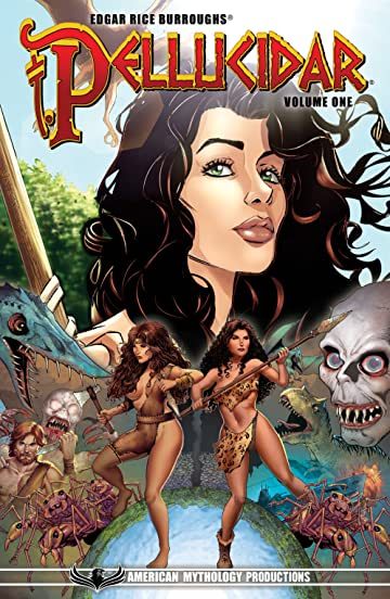 Pellucidar Terror at the Earth's Core Tome 1
